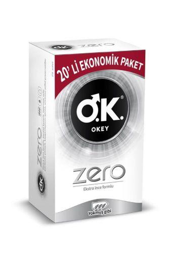 Okey Zero o. Paket 20- Lı resmi