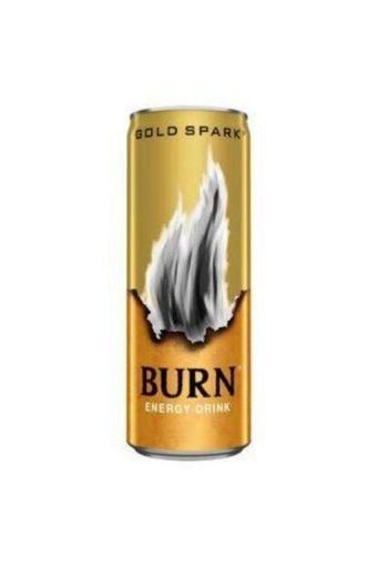 Burn 250 Ml Gold resmi