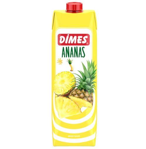 Dımes Meyve Suyu 1/1 Ananas * resmi