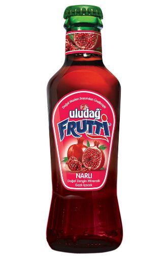 Uludağ Frutti Maden Suyu 200 Ml Nar resmi