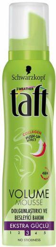 Taft Saç Köpüğü Volumen Yeşil 150 Ml resmi