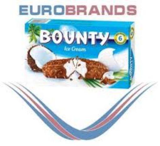 Bounty Ice Cream 50 Ml Dondurma resmi