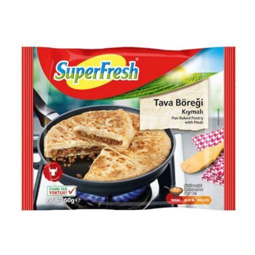 Superfresh Tava Boregı Ikıymalı  360 Gr resmi