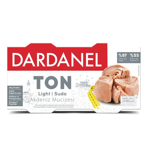 Dardanel Ton 2*150 Gr Lıght resmi