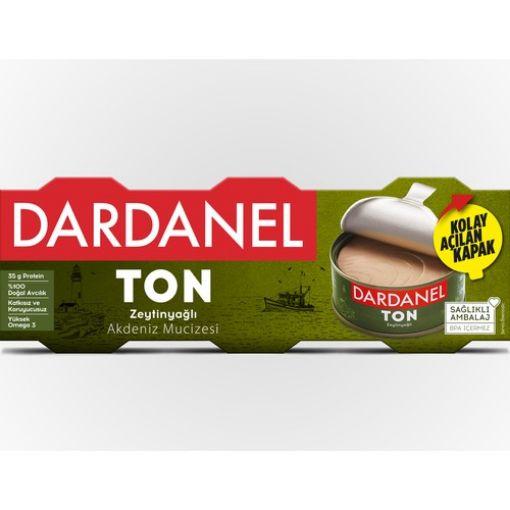 Dardanel Ton 3*75 Gr Zeytınyaglı resmi