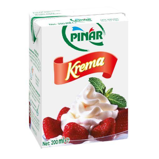 Pınar Krema Yemeklık 200 Ml resmi