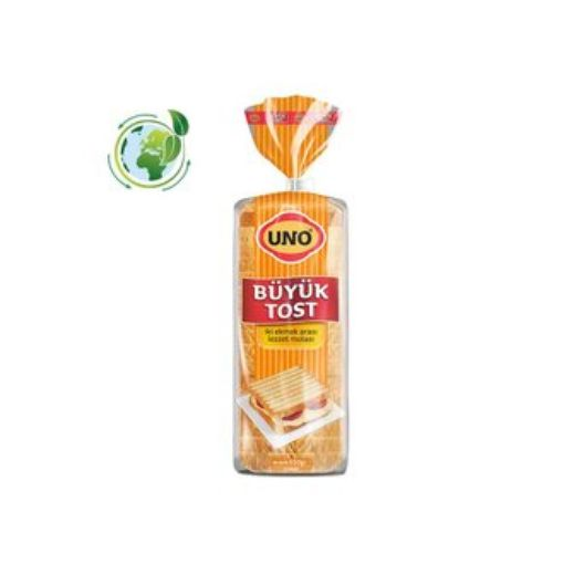 Uno Buyuk Tost 550 Gr resmi