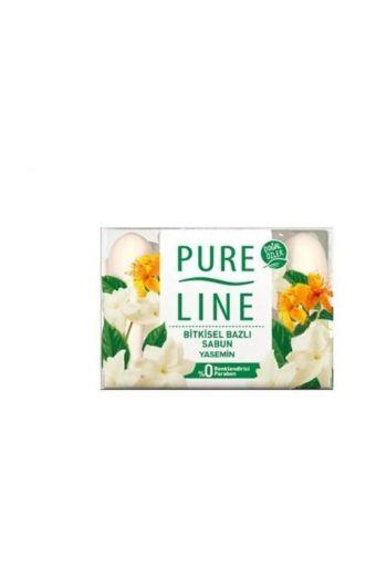 Pure Lıne Guzellık Sabunu 4X70 Gr Yasemın resmi