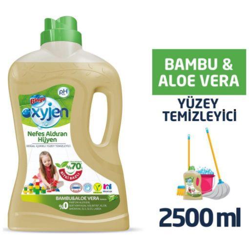 Bıngo Fresh 2,5 Lt Oxy Bambu  Alovera resmi