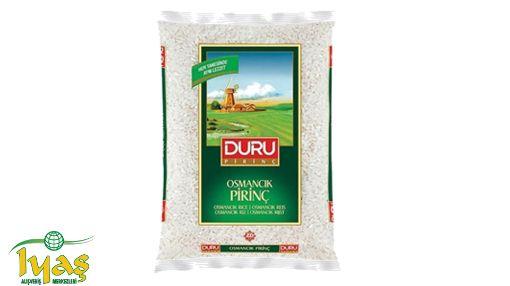 Duru Osmancık Pirinç 2500 Gr resmi