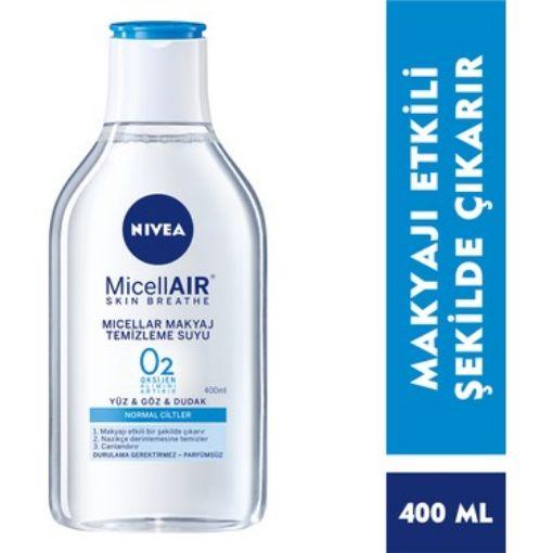Nivea Visage Micellar Makyaj Temizleme Suyu Normal Ciltler 400 Ml resmi