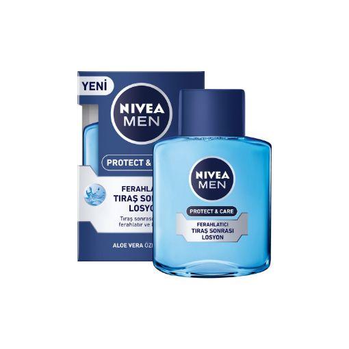 Nivea Protect   Care Ferahlatıcı Tıraş Sonrası Losyon 100Ml resmi