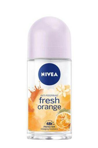 Nıvea Roll-On Fresh Orange Bayan 50 Ml resmi