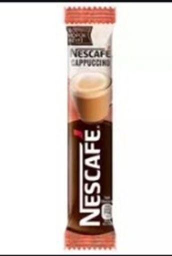 NESCAFE 3 IN 1 CAPPUCCINO SWEET resmi