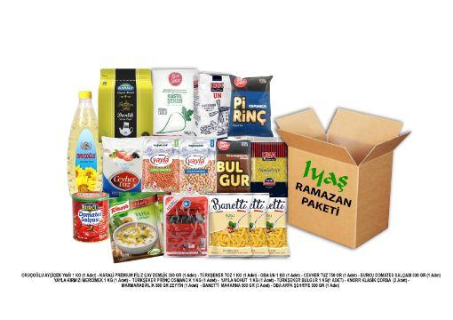 Iyas Ramazan Paketi 99,90TL resmi