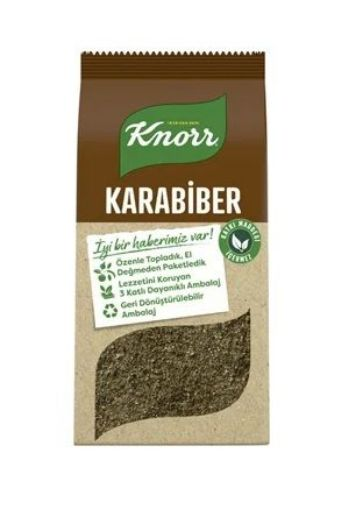 Knorr Baharat  Karabiber  65 Gr. resmi