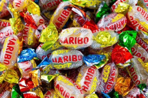 Haribo Bayram Şekeri Kg resmi