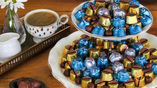 Ece Sütlü Çikolatin Albeni Coco Star Kg resmi