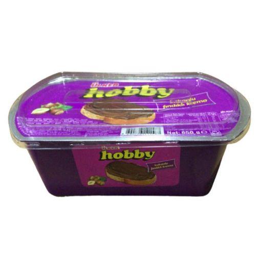 Ülker Hobby 650 gr Kakaolu Fındık Kreması resmi