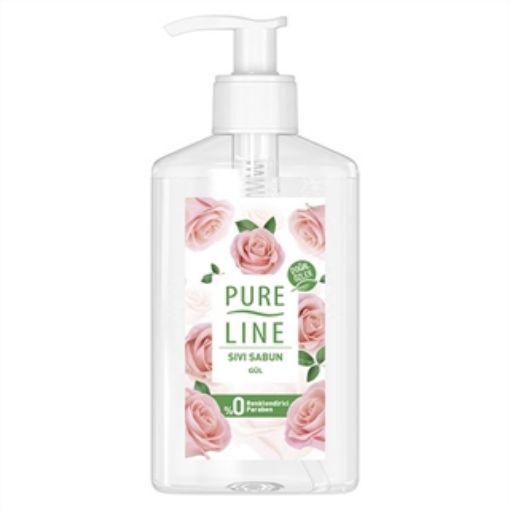 Pure Lıne Sıvı Sabun 280 Ml Gul resmi