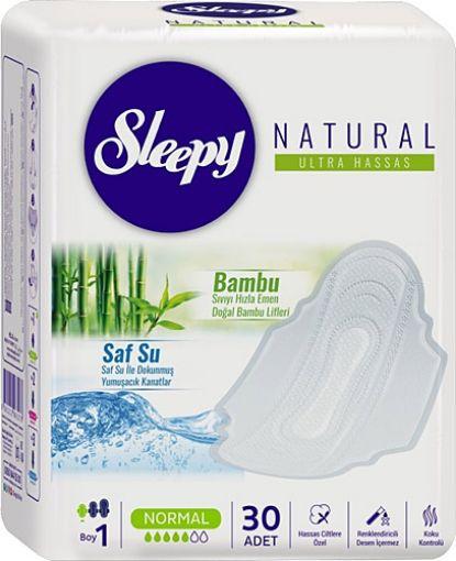 Sleepy Natural Ped Eko Slım Normal 30 Lu resmi