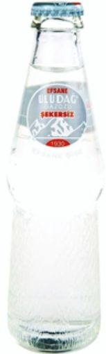 ULUDAG EFSANE SEKERSIZ GAZOZ 250 ML resmi