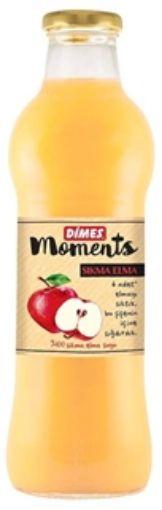DIMES SIKMA MEYVE SUYU 700 ML CAM ELMA * resmi