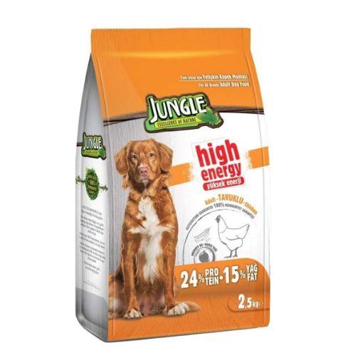 Jungle Tavuklu Yetişkin Köpek Maması 2,75 Kg | Köpek Maması resmi