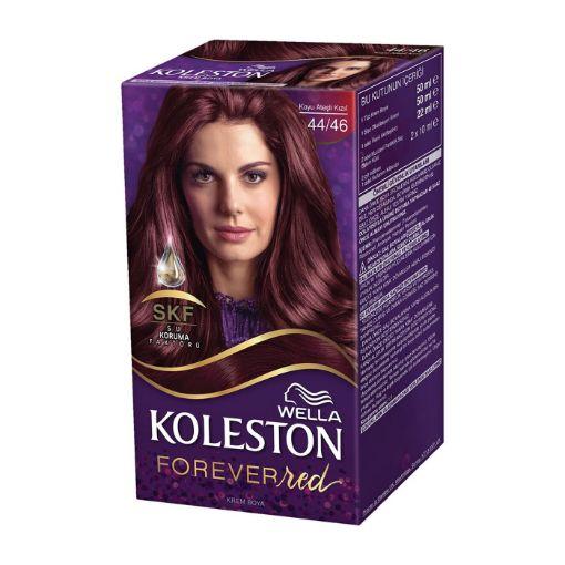 Koleston Set Saç Boyası 44/46 Ateşli Kızıl   resmi
