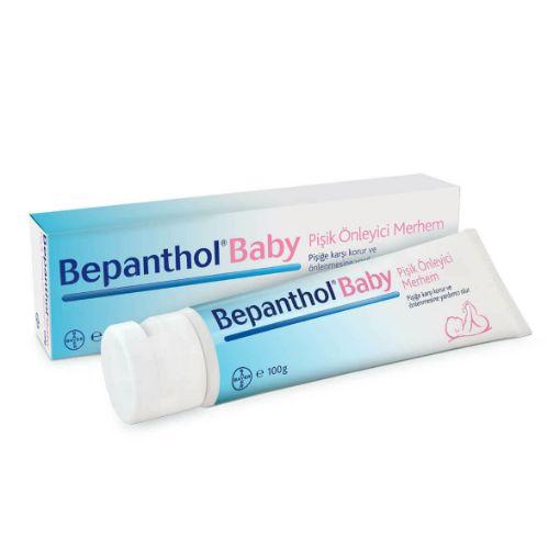 BEPANTHOL BABY 100 GR PISIK ONL.MERHEM resmi