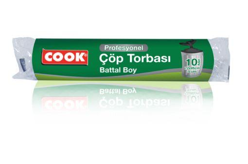COOK PROF. BATTAL COP TOR resmi