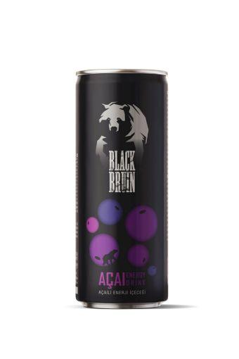 Black Bruin Açaili Enerji İçeceği 250 ml resmi