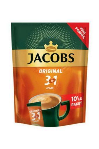 Jacobs 3'ü 1 Arada 10'lu Paket resmi