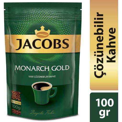 JACOBS MONARCH GOLD 100 GR EKO resmi